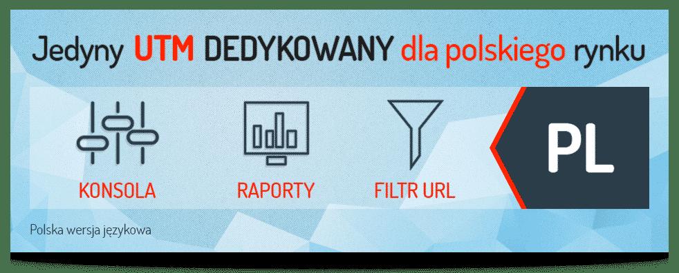 Stormshield - UTM dedykowany dla polskiego rynku