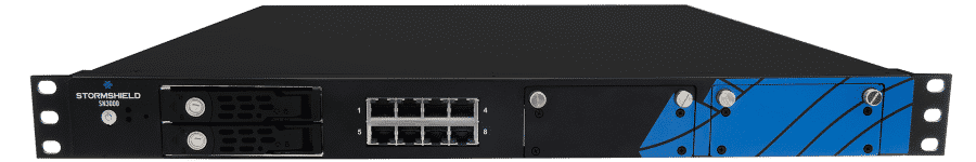 Stormshield next generation firewall utm SN3000