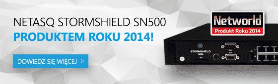 Stormshield SN 500 - produkt roku