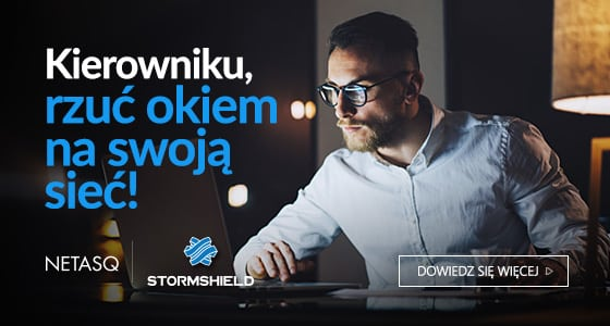 Stormshield UTM okiem Managera
