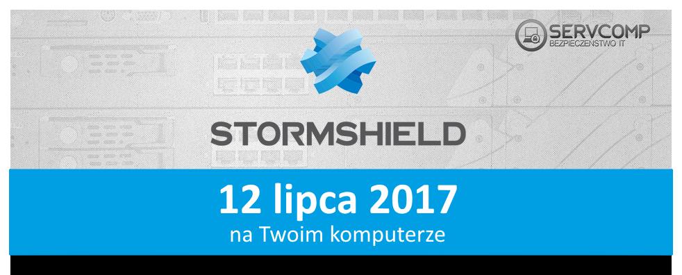 eKonferencja Stormshield 12 lipca 2017