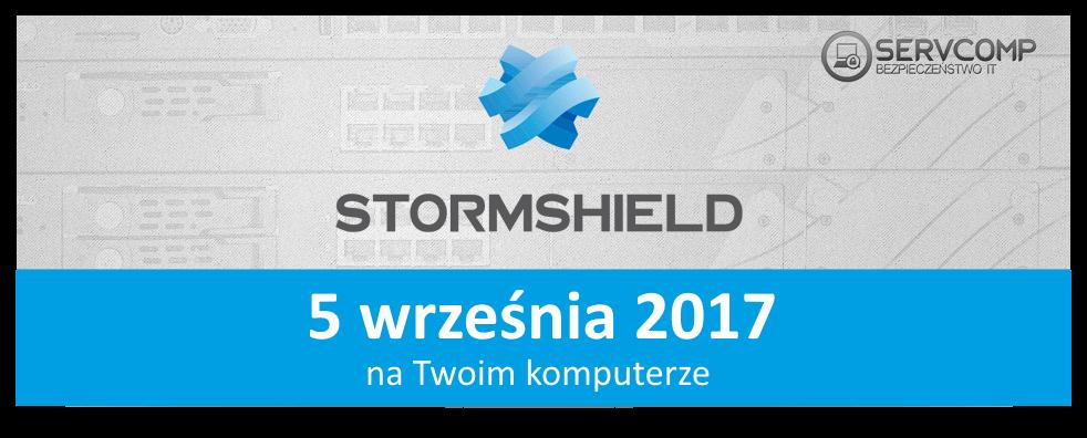 eKonferencja Stormshield 5 września 2017