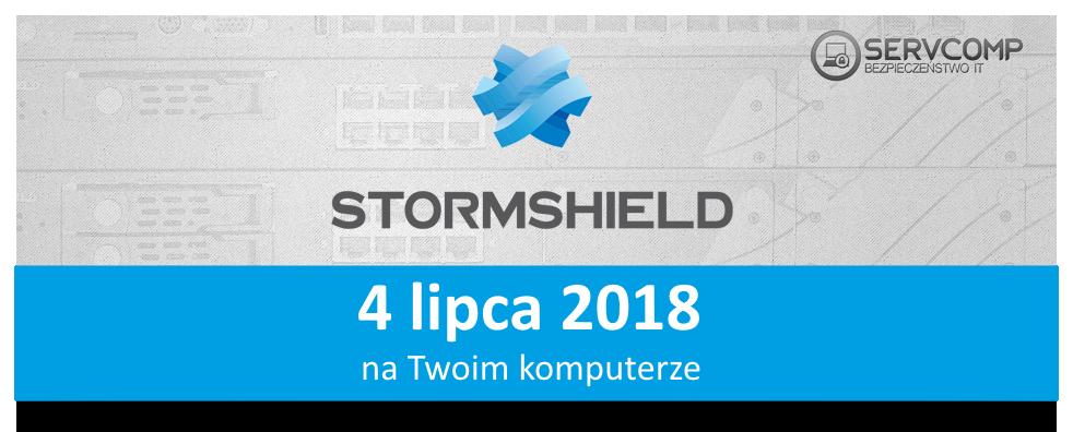 eKonferencja Stormshield 4 lipca 2018