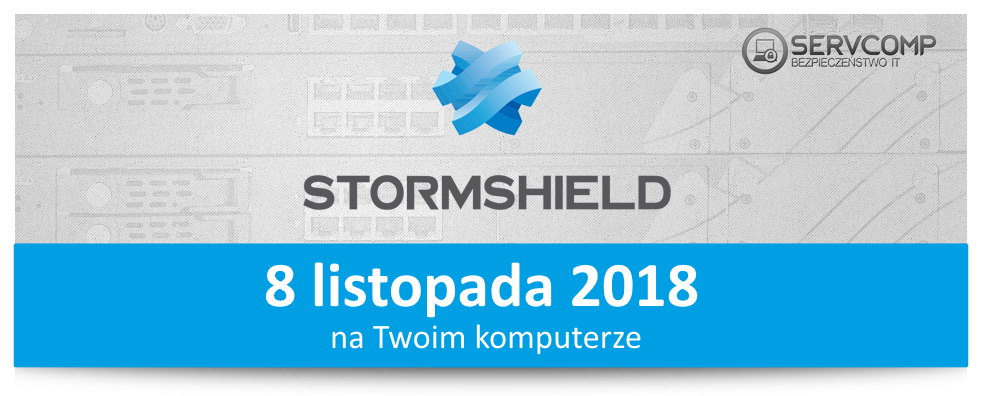 eKonferencja Stormshield 8 listopada 2018