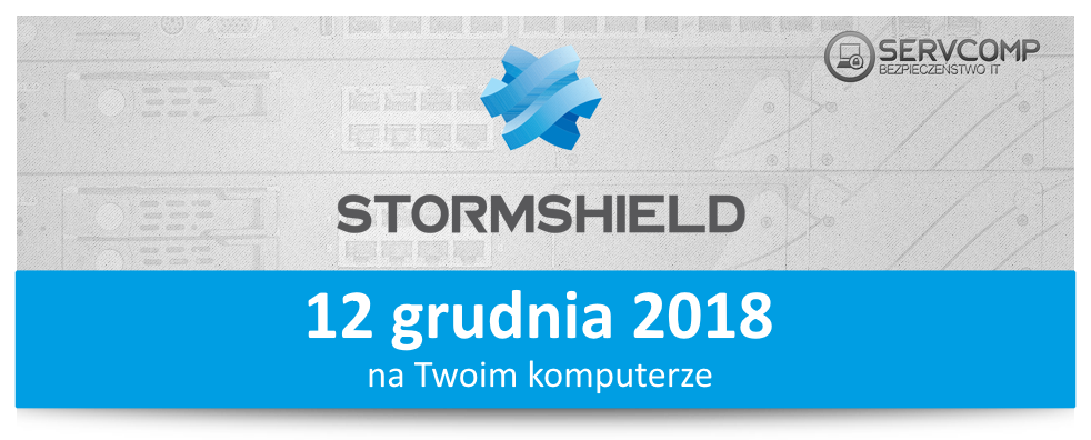eKonferencja Stormshield 12 grudnia 2018