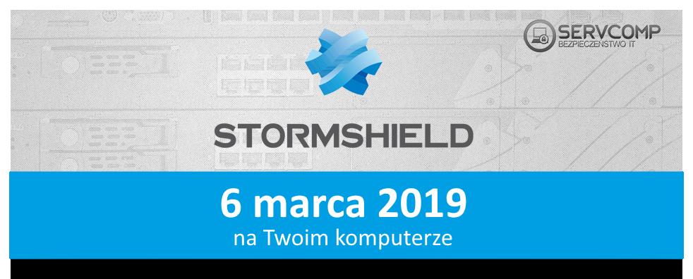 eKonferencja Stormshield - 6 marca 2019