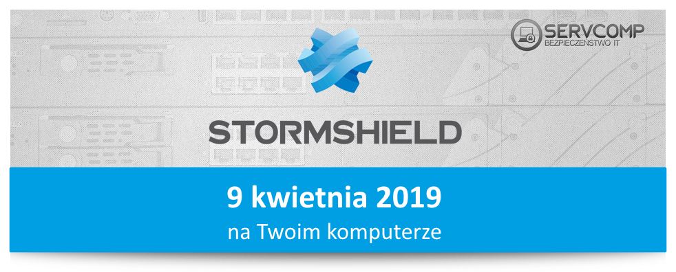 eKonferencja Stormshield - 9 kwietnia 2019
