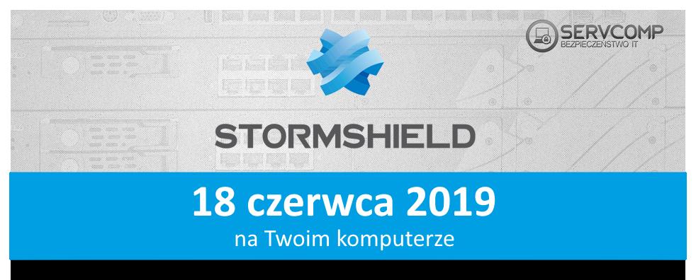 eKonferencja Stormshield - 18 czerwca 2019