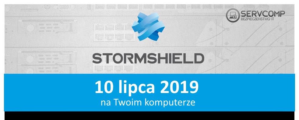 eKonferencja Stormshield - 10 lipca 2019