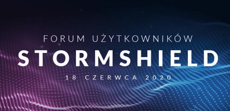 forum użytkowników stormshield 2020