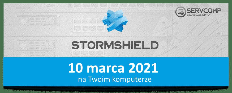 eKonferencja Stormshield 10 marca 2021