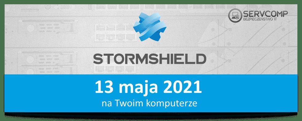 eKonferencja Stormshield - 13 maja 2021
