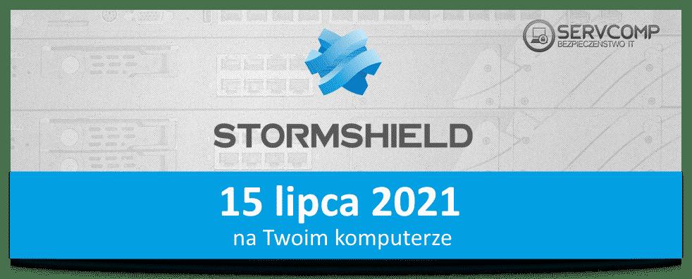 eKonferencja Stormshield - 15 lipca 2021