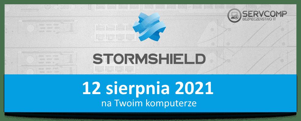 eKonferencja Stormshield - 12 sierpnia 2021