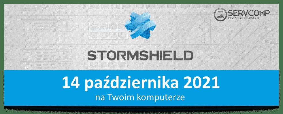 eKonferencja Stormshield - 14 października 2021